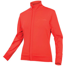 Endura Xtract Roubaix Longsleeve Jersey Dame coral